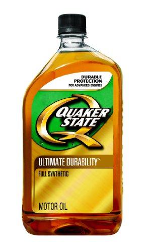 Motor oils quaker state q horsepower full synthetic 5w30 for Quaker state conventional motor oil