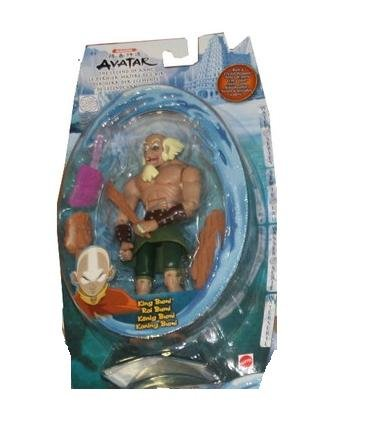 Picture of Mattel Avatar the Last Airbender Basic Water Series Action Figure King Bumi (B000MR372O) (Mattel Action Figures)