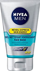 Nivea For Men - Gel Nettoyant Q10 - 100 ml