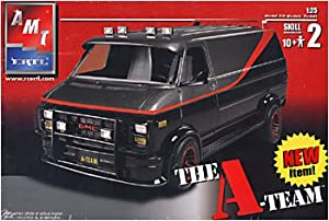 AMT Ertl the A-Team 1:25 Scale Model Kit