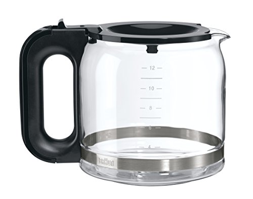 Braun BRSC005 Replacement Carafe for Braun Coffee Maker, Clear Coffee Outlet Direct