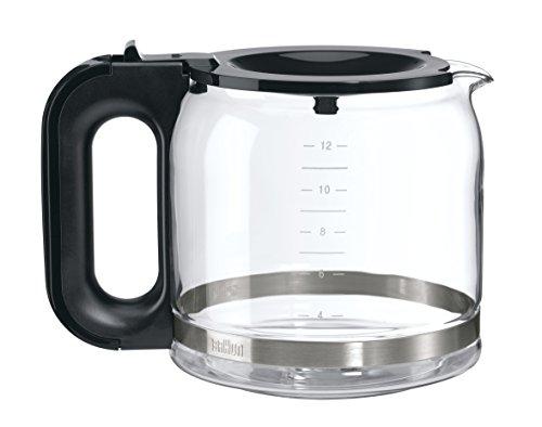Braun Coffee Maker Spares : Braun BRSC005 Replacement Carafe for Braun Coffee Maker, Clear Coffee Outlet Direct