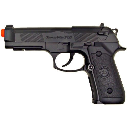 500 FPS NEW WG AIRSOFT M9 BERETTA RIS GAS CO2 HAND GUN PISTOL w/ 6mm BB BBs (Sniper Airsoft Gun 1000 Fps Cheap compare prices)