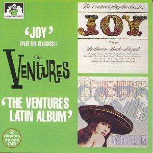 The Ventures - Joy! The Ventures Play the Classics/Latin Album - Zortam Music