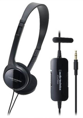 Audio Technica Ath-P150Lg Bk Black | Open-Back Dynamic Headphones (Japan Import)