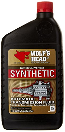 Wolf's Head 836-92866-56 Motor Oil, Pack of 1 (Honda Transmission Atf Dw1 compare prices)