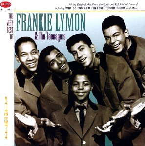 Frankie Lymon & The Teenagers - Best of Frankie Lymon & The Teenagers - Zortam Music