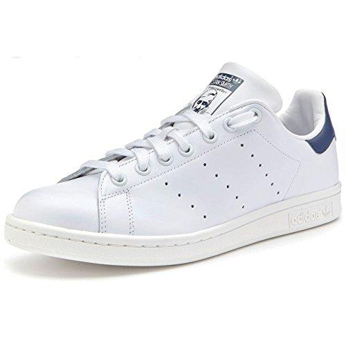 (アディダス) adidas STAN SMITH スタンスミス M20324 M20325 M20327 ホワイト/ネイビー 23.5cm