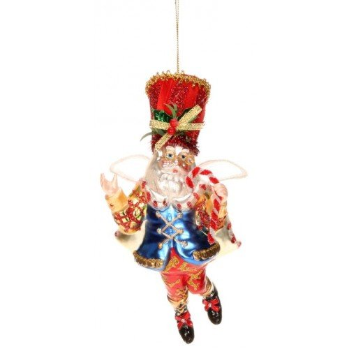 Mark Roberts Blown Glass Nutcracker Ballet Fairy Ornament – Includes Official Mark Roberts Gift Boxed 6″
