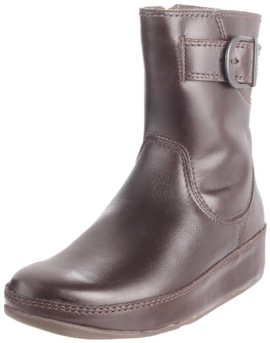 Fitflop Hooper Boot Brown 4 UK