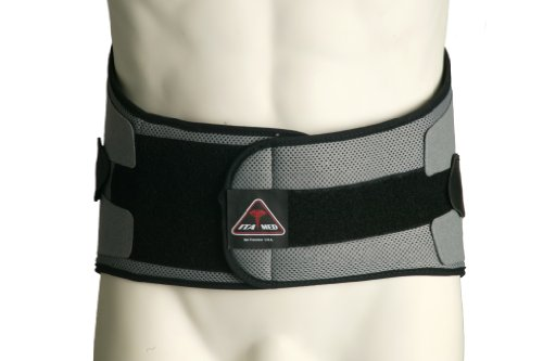 Ita-Med Lss-630 Extra-Firm Lumbo-Sacral Support With Strings, Small