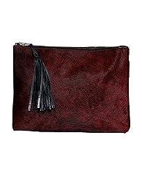 NC Womens Messanger Bag - Maroon(Nc022)