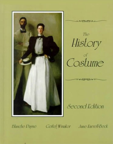 The History of Costume: From the Ancient Mesopotamians...