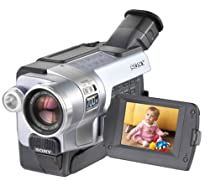 "Sony DCRTRV350 Digital8 Camcorder with 2.5"" LCD, Memory Stick capabilities & Remote"