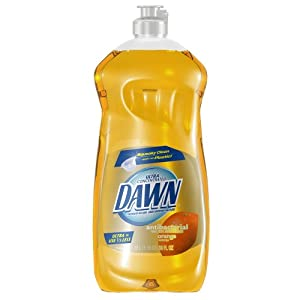 Amazon Com Dawn Ultra Concentrated Dish Liquid And