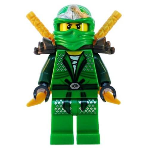 Pics Photos Lego Ninjago Green Ninja Lloyd Zx Machine