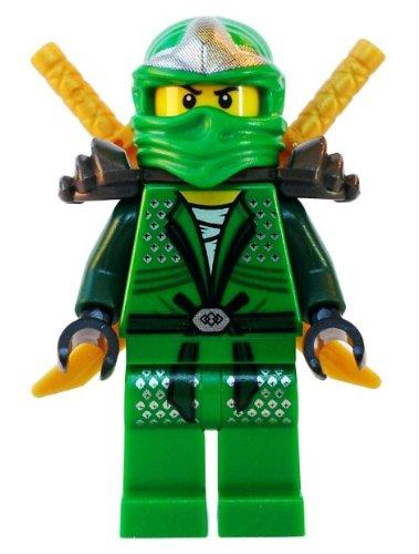 Lego Ninja Toys : Lego ninjago epic dragon battle lloyd zx green