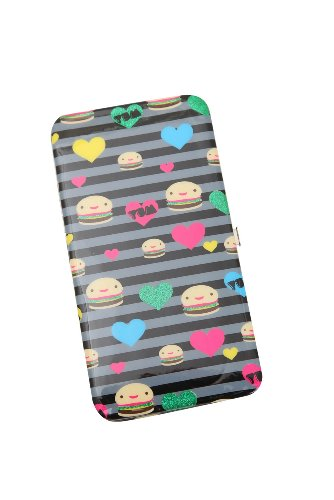 Burger Love Hinge Wallet