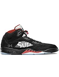 Jordan 5 Supreme Collaboration 824371 001 BLACK size 12