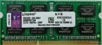 Kingston Apple 4GB Kit (2x2GB Modules) 800MHz DDR2 SODIMM iMac and Macbook Memory (KTA-MB800K2/4GR) (Etaratech Inc compare prices)