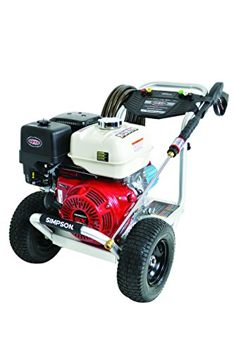 Simpson Alh4240 Honda Gx390 4200 Psi Pressure Washer Review