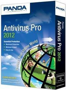 PANDA ANTIVIRUS PRO 2012 1PC (WIN XPVISTAWIN 7)