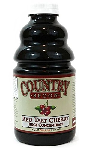 Country Spoon Montmorency Red Tart Cherry Juice Concentrate 34 oz.