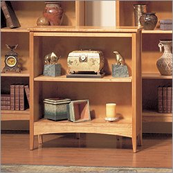 "Chatham Furniture BC-36 (Antique) Highland Road 36"" H Bookcase Finish: Antique"