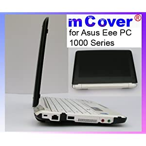mCover Hard Shell Case for Asus Eee PC 1000 Series ( 1000 / 1000HA