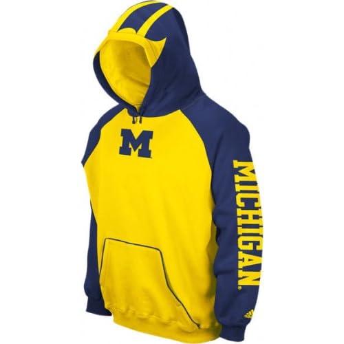 Adidas michigan hoodie