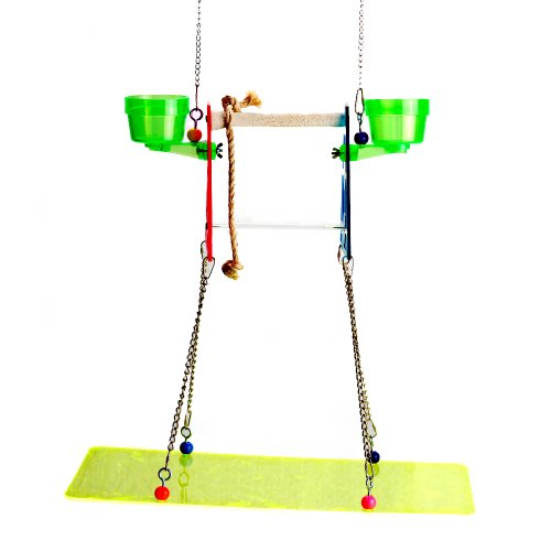 Image of Polly's Suspended Bird Stand, Small (B009P4Q85S)