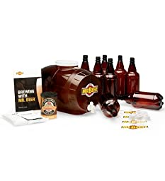 Mr. Beer Homemade Beer Brewing Keg Kit