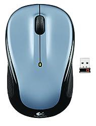 Logitech Wireless Mouse M325 (Light Silver)