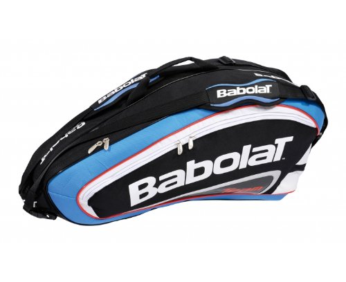 Team 6 Pack Blue Tennis Racquet Holder