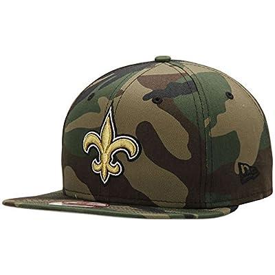New Era 9Fifty NFL Cap New Orleans Saints State Clip Snapback Woodcamo Hat