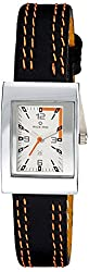 Maxima Attivo Steel Analog Silver Dial Womens Watch - 23300LMLI