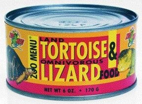 Zoo Med Laboratories - Tortoise-lizard Food 6