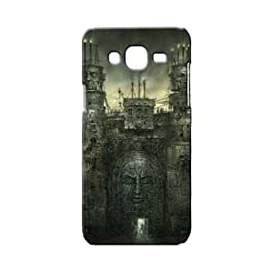 BLUEDIO Designer 3D Printed Back case cover for Samsung Galaxy ON5 - G1585