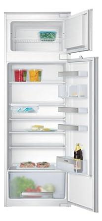 Siemens KI28DA20IE Réfrigérateur 2 portes intégrable 258L Classe: A+