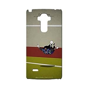 G-STAR Designer Printed Back case cover for LG G4 Stylus - G3804