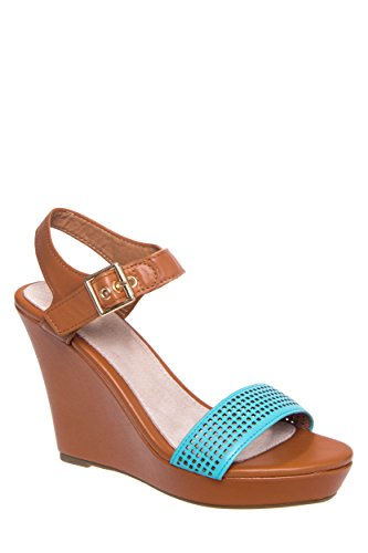 Good Choice Most Wanted High Wedge Ankle Strap Sandal