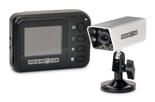 Gsm Outdoors - Wireless Rearview Back Up Camera System