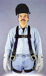 Black Duralite Welders' Harness