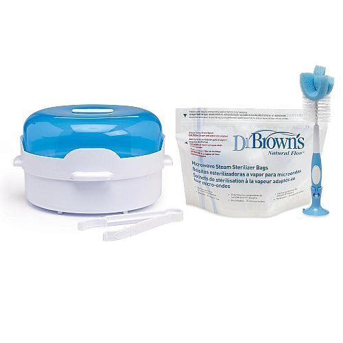 Dr. Brown'S Microwave Sterilizer Set Newborn, Kid, Child, Childern, Infant, Baby front-627480