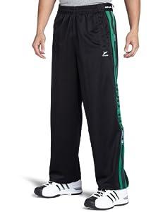 NBA Boston Celtics Black Green Digital Panel Pant by Zipway