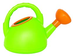 Hape-Sand and Sun Watering Can, Green