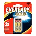 Energizer AA-2 Eveready AA Alkaline Battery