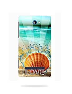 alDivo Premium Quality Printed Mobile Back Cover For HTC 8S / HTC 8S Back Case Cover (MKD068)