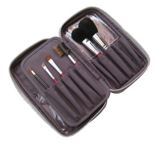 五大洲化粧筆セット GDブラシセット 熊野筆