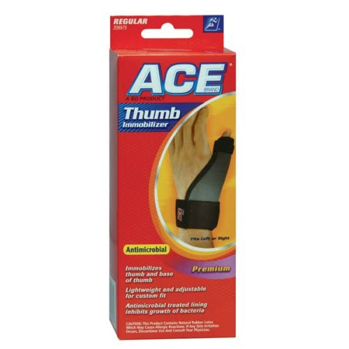 Amazon.com: ACE Thumb Immobilizer